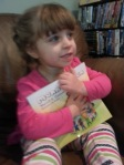 Madison's book!!