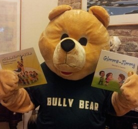 Bully Bear loves Manner-Man and Gimme-Jimmy!