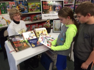 Book Event at the Learning Express in Richboro, PA (with Jared and Brynn!!)