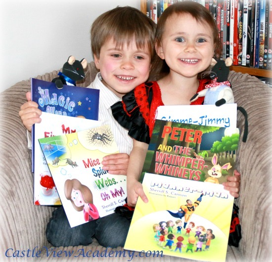 7-Great-Childrens-Picture-Books-by-Sherrill-S.-Cannon