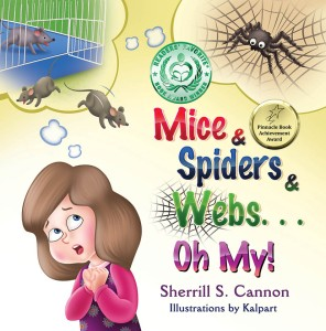 Readers' Favorite Award for Mice and Spiders and Webs...Oh My! - HM in Children's Educational