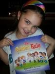 Ashlyn, my Kid Reviewer