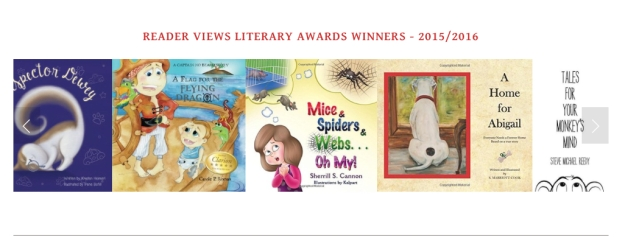 Reader Views Literary Awards 2016