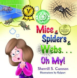 Three Awards for Mice & Spiders & Webs...Oh My!